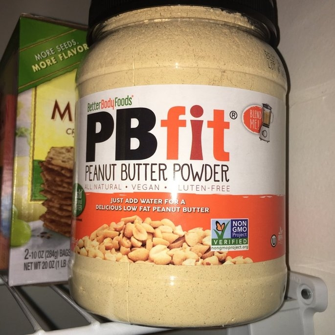 Better Body Foods PB Fit Peanut Butter Powder 8 oz uploaded by Mina H.