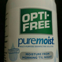 Opti-Free PureMoist Disinfecting Solution uploaded by Tamiko G.