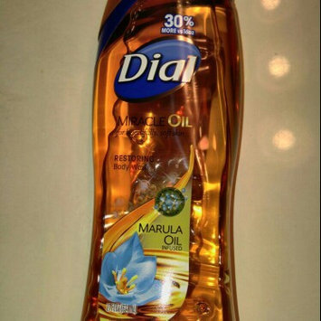 Photo of Dial Miracle Oil Restoring Body Wash - 21 oz uploaded by Lisa G.