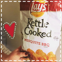 LAY'S® Kettle Cooked Mesquite BBQ Flavored Potato Chips uploaded by Shelby B.