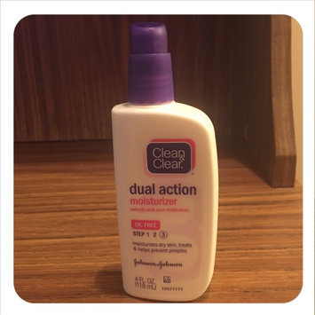 Clean & Clear Dual Action Moisturizer uploaded by Marissa J.