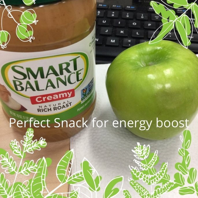 Smart Balance All Natural Rich Roast Creamy Peanut Butter uploaded by DeAndra H.