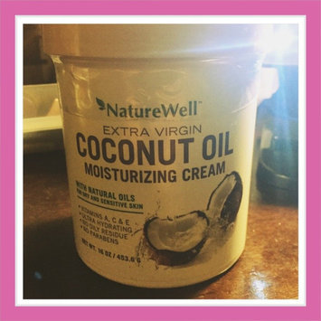 Photo of Naturewell Extra Virgin Coconut Oil Moisturizing Cream uploaded by Mikaikylife S.