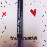 Maybelline New York Eyestudio Brow Precise Shaping Pencil uploaded by stacie r.