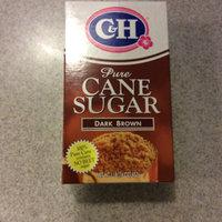 C&H Pure Cane Sugar Dark Brown 1 lb Box uploaded by Dennis B.