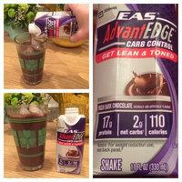 EAS AdvantEDGE Carb Control Rich Dark Chocolate Ready-to-Drink Shake uploaded by Bridget M.