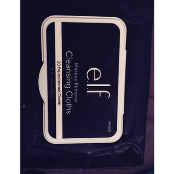 e.l.f. Studio Makeup Remover Cleansing Cloths uploaded by Haleigh M.