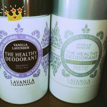 Lavanila Deodorant Sport Luxe, 1.8 oz uploaded by Vika S.