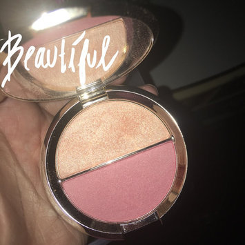 BECCA x Jaclyn Hill Champagne Splits Shimmering Skin Perfector + Mineral Blush Duo uploaded by Brianna J.