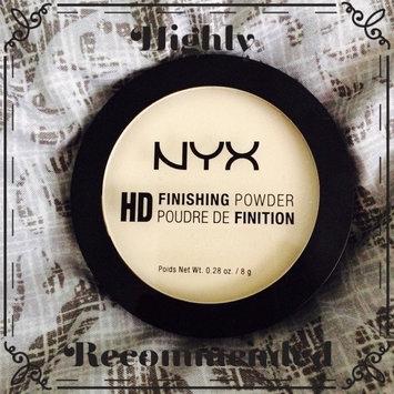 NYX HD Finishing Powder Banana uploaded by Marlene A.