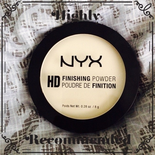 NYX HD Finishing Powder Banana uploaded by Marlene A.