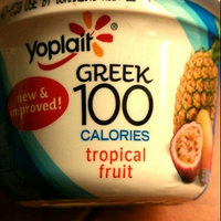 Yoplait® Greek 100 Protein Tropical Fruit Yogurt uploaded by Amy H.