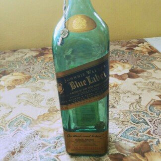 Photo of Johnnie Walker Blue Label Blended Scotch Whiskey uploaded by Paola T.