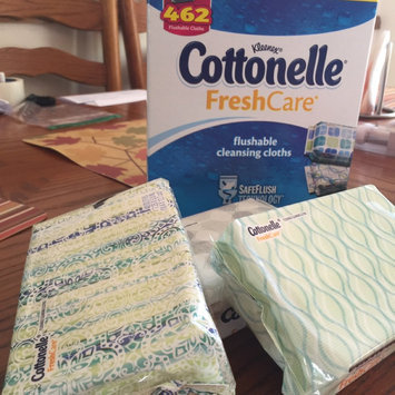 Photo of Cottonelle® Ultra Comfort Care Toilet Paper uploaded by Kathleen F.