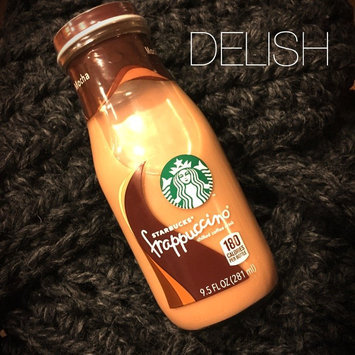 Starbucks Frappuccino Mocha Chilled Coffee Drink uploaded by Stephanie V.