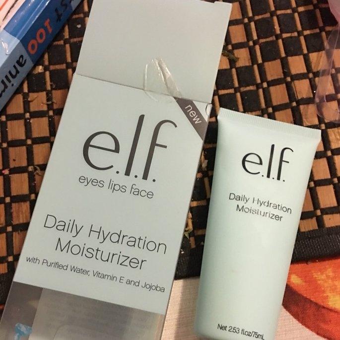 e.l.f. daily hydration moisturizer 57016 2.53floz uploaded by Sarah P.