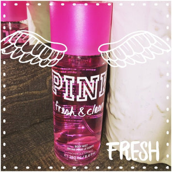 Victoria's Secret Pink with a Splash - Fresh & Clean - All Over Body Mist 8.4 Oz uploaded by Aerial P.