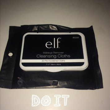e.l.f. Studio Makeup Remover Cleansing Cloths uploaded by Alexis S.