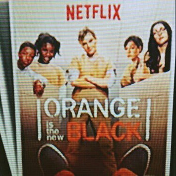 Photo of Orange is the New Black uploaded by Jessica M.