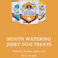 Betsy Farms Chicken Jerky Dog Treats - 48 oz. bog uploaded by Michelle S.