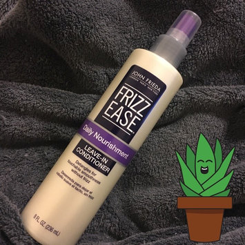 John Frieda Frizz-Ease Daily Nourishment Leave-In Conditioning Spray uploaded by Andrea S.