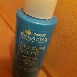 Garnier Skinactive Moisture Bomb Super Moisturizer SPF 30 uploaded by Colleen C.