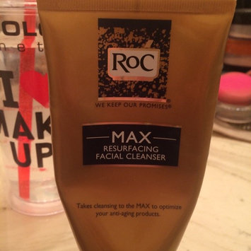 Roc® Max Resurfacing Facial Cleanser 5 fl. oz. Tube uploaded by Christina D.