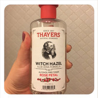 Thayers Alcohol-Free Rose Petal Witch Hazel Toner uploaded by Claudia Sofia C.