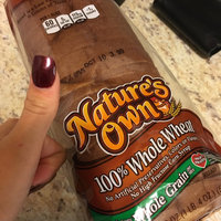 Nature's Own Specialty 100% Whole Wheat Bread uploaded by Kimberly V.