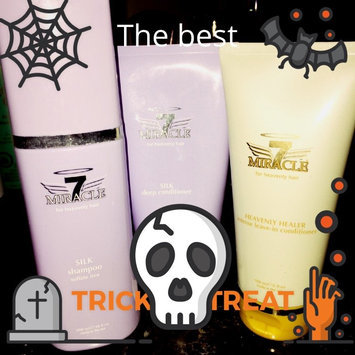 Photo of Miracle 7 Silk Sulfate Free Shampoo uploaded by Melissa M.