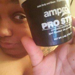 Photo of Ampro Pro Styl Protein Styling Gel uploaded by Trishinda B.