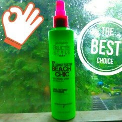 Photo of Garnier Fructis Style Beach Chic Texturizing Spray uploaded by domonique R.