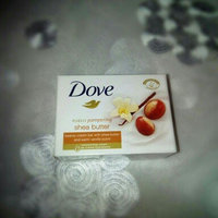 Dove Beauty Dove Shea Butter Bar Soap - 4 Bars uploaded by Habibat Y.