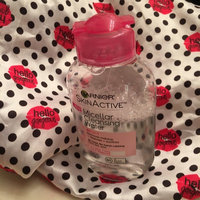 Garnier Skinactive Micellar Cleansing Water All-in-1 Makeup Remover & Cleanser 3 oz uploaded by Hannah E.