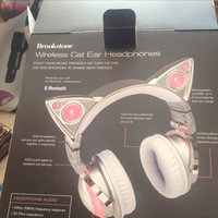Limited Edition Ariana Grande Wireless Cat Ear Headphones uploaded by Dawn F.