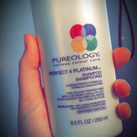 Pureology Perfect 4 Platinum™ Shampoo uploaded by Heather T.