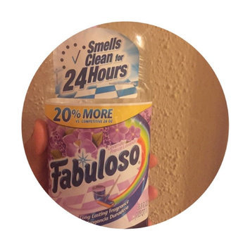 Photo of Fabuloso Multi-Purpose Cleaner - Lavender Scent - 56 oz uploaded by Maribel R.