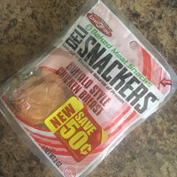 Land O'Frost® Deli Snackers™ Buffalo Style Chicken Breast Baked Meat Snacks 2 oz. Bag uploaded by Gabby Y.