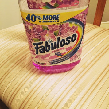 Photo of Fabuloso Multi-Purpose Cleaner - Lavender Scent - 56 oz uploaded by Alaiah A.