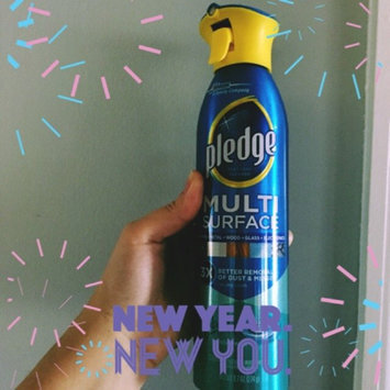 Photo of Pledge Multi-Surface Spray uploaded by Katie B.