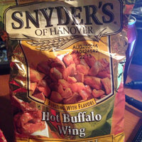 Snyder's of Hanover Sourdough Hard Pretzel Pieces Hot Buffalo Wing uploaded by Brooke B.