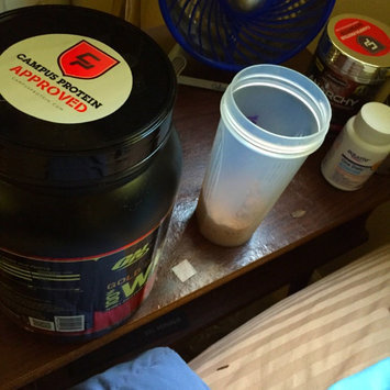 Photo of Optimum Nutrition Gold Standard Natural 100% Whey Protein uploaded by Eugene V.