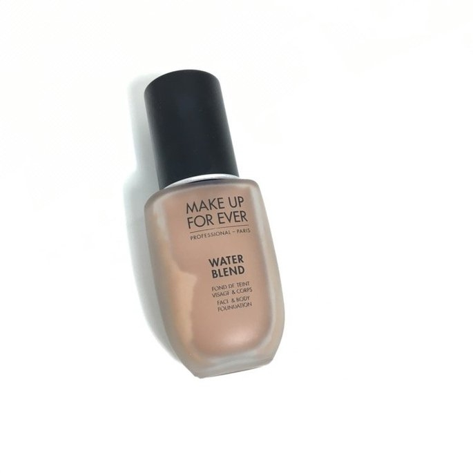 MAKE UP FOR EVER Water Blend Face & Body Foundation uploaded by Katia W.