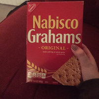 Nabisco Grahams Original Crackers uploaded by Amy B.
