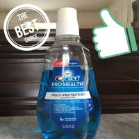 Pro Health Crest Pro-Health Multi-Protection CPC Antigingivitis/Antiplaque Mouthwash Clean Mint (1.5 L) TWIN uploaded by Jennifer M.