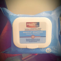 Equate Makeup Remover Cleansing Towelettes uploaded by Jennifer F.