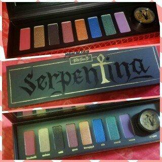 Photo of Kat Von D Serpentina Eyeshadow Palette uploaded by jehad s.