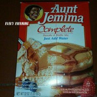 Aunt Jemima Complete Original Pancake & Waffle Mix uploaded by Farah B.