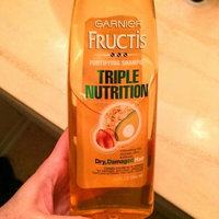 Garnier Fructis Haircare Triple Nutrition Extra Nourishing Cream Fortifying Shampoo uploaded by Ivori M.
