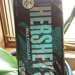 Hershey's  Milk Chocolate with Almonds uploaded by Lilet O.